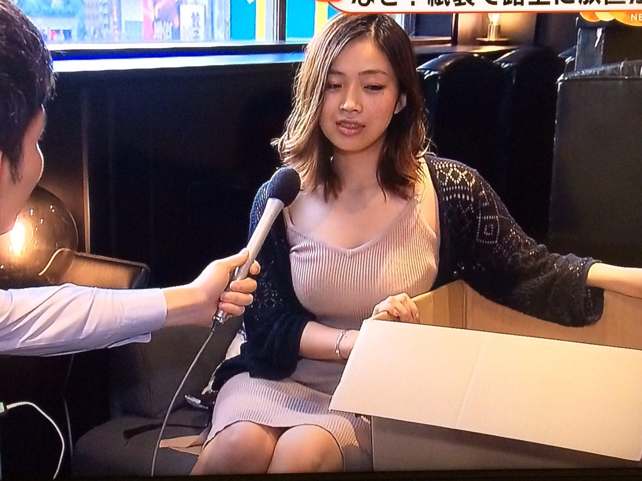 新宿でハムスター10匹拾ったお姉さんがめちゃくちゃ色っぽいと話題に