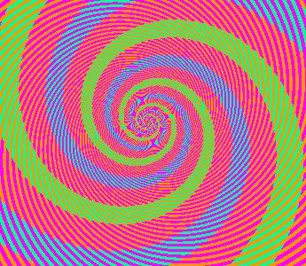 【唖然】ネットで話題になった不思議な錯覚画像集 【Part.4】